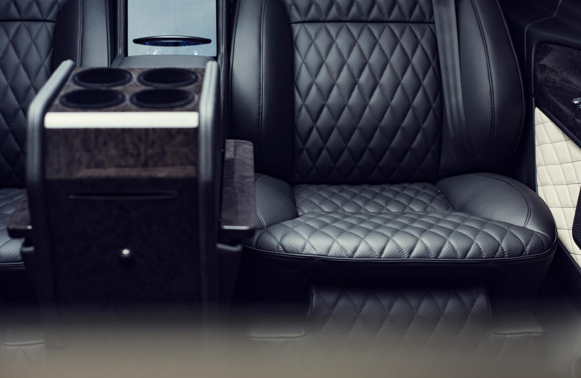 Beat the Street - Mercedes Viano Class