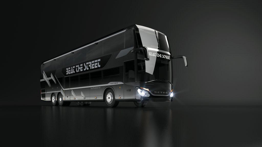 Beat the Street - Setra Doubledeckers Starbus